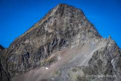 Der markante Gipfel des Glödis