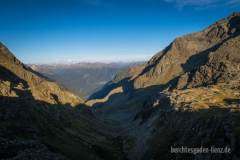 Blick ins Wangenitztal